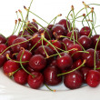 Group of cherries — Stock Photo