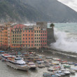 Sea storm in Camogli — Stock Photo #1895630