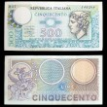 ������, ������: Old italian banknotes