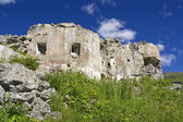 Fortification ruins — Stock Photo
