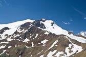 Mount cevedale, Itálie — Stock fotografie