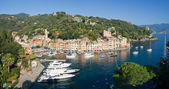 Portofino panorama — Stock Photo