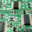 Microcircuit — Stock Photo #1421056