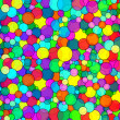 Bubbles balls — Stock Photo