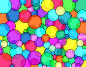 Bubbles balls — Stock Photo