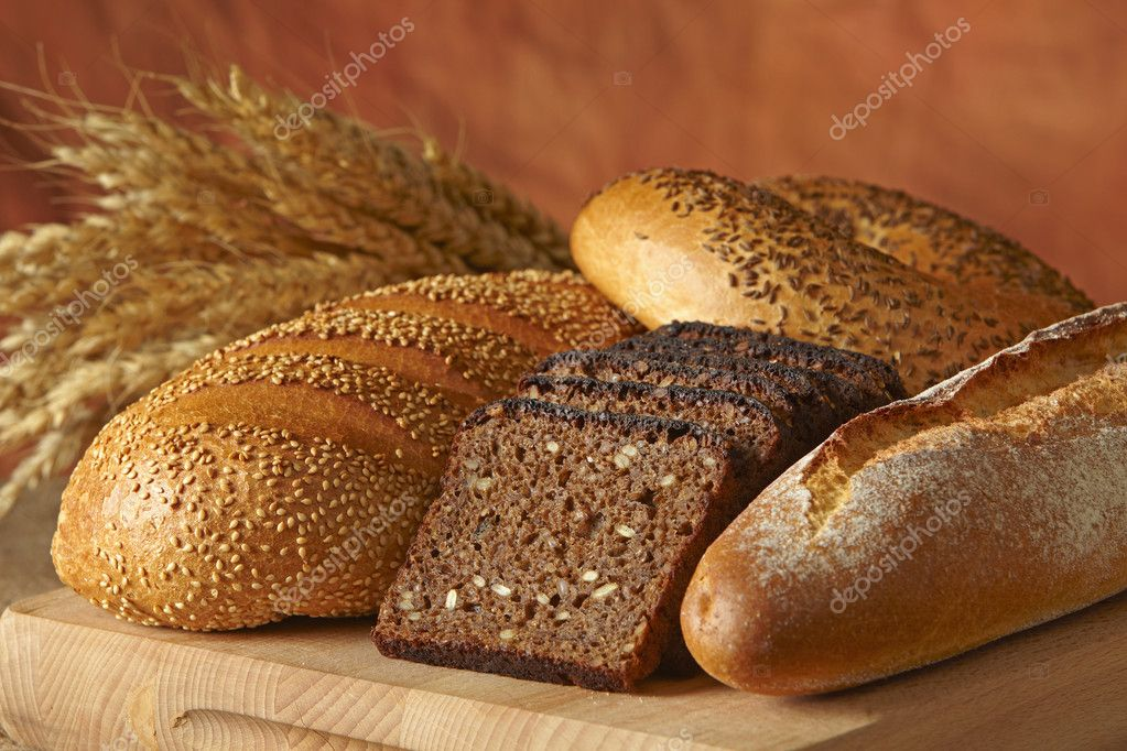 Bread — Stock Photo #1511712
