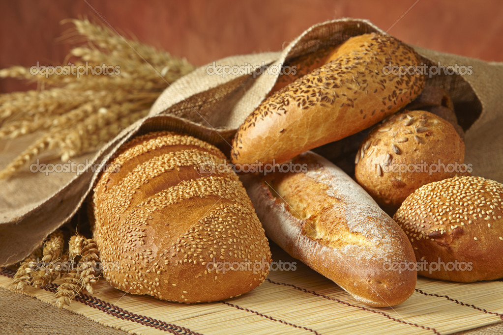 Bread — Stock Photo #1511719