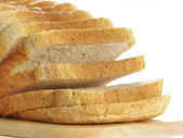 Bread slices — Stock Photo