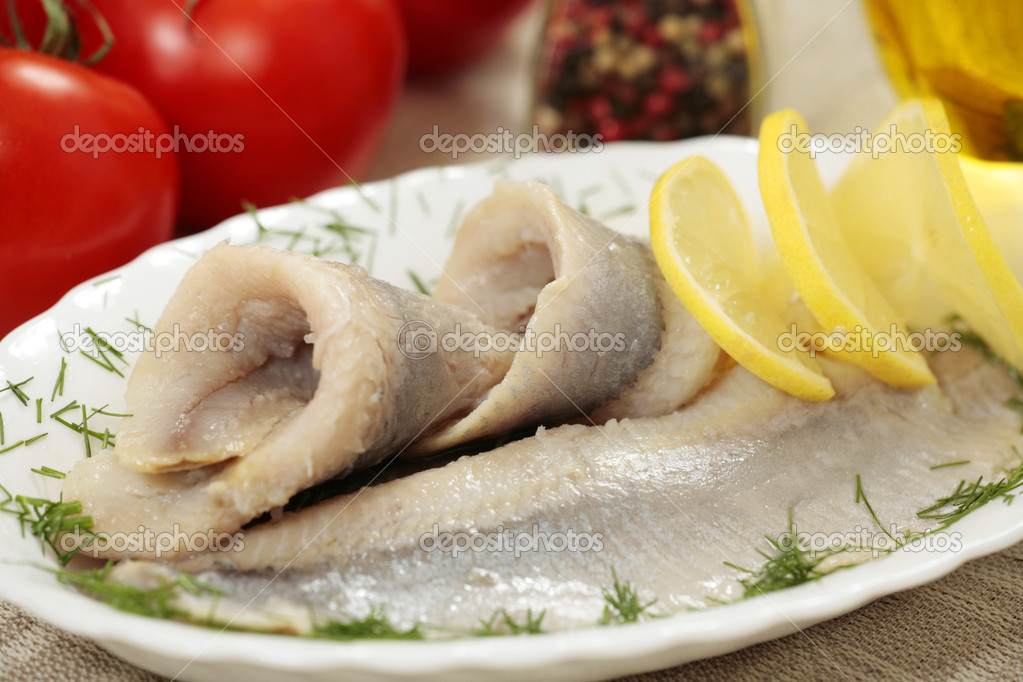 Herring — Stock Photo #2504235