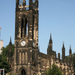 Stock Photo: St Thomas Church, Newcastle, England
