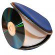 CD case with disk — Stock Photo #1366061