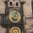 Prague astronomical clock — Stock Photo #1366902