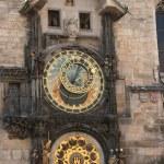 Pražský orloj — Stock fotografie