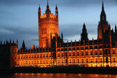 British Houses of Parliament — Stock Photo