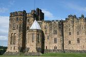 Alnwick Castle, England — Stock Photo