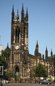 St Thomas Church, Newcastle, England — Zdjęcie stockowe