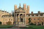Trinity college v cambridge — Stock fotografie