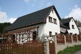 Village cottage — Stock Photo