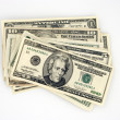 Dollar Money Banknotes — Stock Photo #1564004