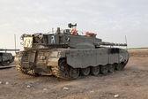 Merkava Mk 4 Baz Main Battle Tank — Stock Photo