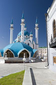Qolsharif mosque minaret / Kazan — Stock Photo