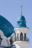 Qolsharif mosque minaret/ Kazan — Stock Photo