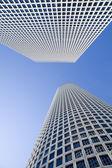 Moderna byggnader — Stockfoto