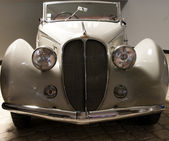 Retro car delahaye — 图库照片