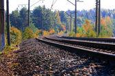 Rail — Stock Photo
