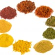 Spice - on white background. — Stock Photo #1483214