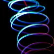 Chaotic colorful lights — Stok Fotoğraf #1491756