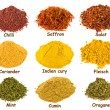 Spice - on white background. — Stock Photo #1563090