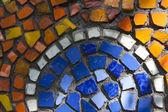Coloful mosaic — Stock Photo