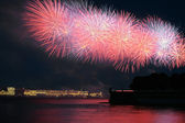 Fuochi d'artificio — Foto Stock