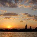 Sankt-Petersburg. — Stock Photo