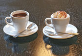 Chocolat chaud — Photo