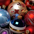 christmas balls — Stock Photo #1358265