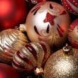 Christmas balls - Stockfoto