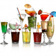 Cocktails — Stock Photo #1358320