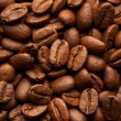 Royalty-Free Stock Photo: Coffe beans background, macro closeup