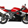 Stock Photo: Sport-bike