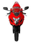 Sport-bike — Stock Photo
