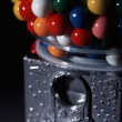 Gumball Machine — Stock Photo