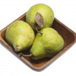 Trio of Pears — Stock Photo #1383711