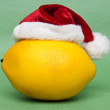 Stock Photo: Gift is Lemon