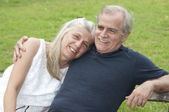 Relaxed Retirement — Stock Photo