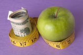 Measuring the Cost of Education — Stock Photo