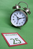 Time Until Christmas — Stock Photo