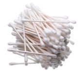 Cotton Swabs — 图库照片
