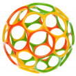 Geometric Ball — Stock Photo